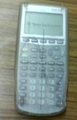 1999 TI-83 Plus Silver Edition.png