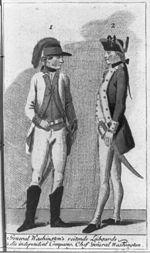 1 General Washington's Horse Bodyguard 2 The Independent Company, Chief General Washington.jpg
