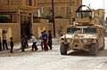 1st Brigade, 3rd Infantry Division conduct reconstruction at an Iraqi polic DVIDS49562.jpg
