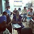 1st Punjabi Wikipedia Workshop-3.JPG