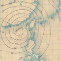 2,August,1922 Typhoon weather map.png