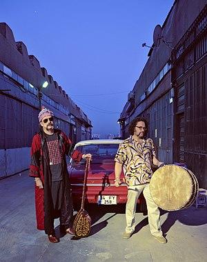 Baba Zula - Image: 2 DIL 0483