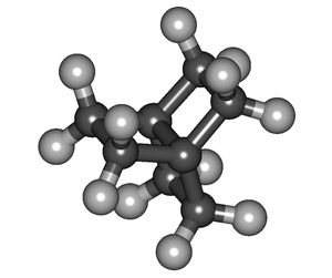 2.2.2-Propellane - Image: 2.2.2 propellane