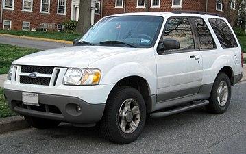 2001 2003 Ford Explorer Sport