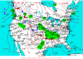 2003-02-14 Surface Weather Map NOAA.png