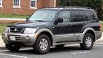 2003-2005 Mitsubishi Montero -- 03-18-2011.jpg