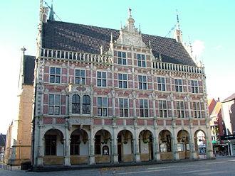 Bocholt, Germany - Town hall