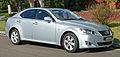 2005-2008 Lexus IS 250 (GSE20R) sedan 05.jpg