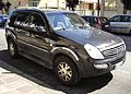2005 SsangYong Rexton in Italy.JPG