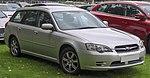 2005 Subaru Legacy Estate 2.0 Front.jpg