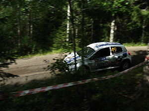 2007 Rally Finland shakedown 25.JPG
