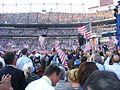 2008 DNC during Stevie Wonder's performance.jpg