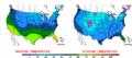 2009-12-19 Color Max-min Temperature Map NOAA.png