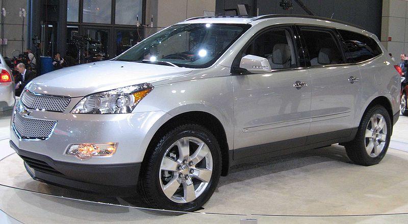 File2009 Chevrolet Traverse Ltz Nyg Wikipedia