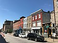 200 block of Park Avenue (west side), Baltimore, MD 21201 (35065204660).jpg