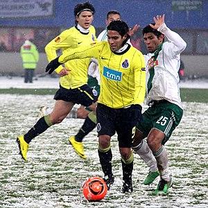 2010%E2%80%9311 UEFA Europa League - SK Rapid Wien vs F.C. Porto %2801%29