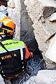 2010년 중앙119구조단 아이티 지진 국제출동100118 중앙은행 수색재개 및 기숙사 수색활동 (174).jpg