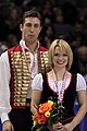 2010 Skate Canada Pairs - Kirsten MOORE-TOWERS - Dylan MOSCOVITCH - Silver Medal - 0855A.jpg