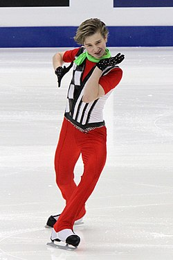 2011 Four Continents Misha GE 2.jpg