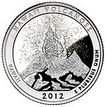Hawaiʻi Volcanoes quarter
