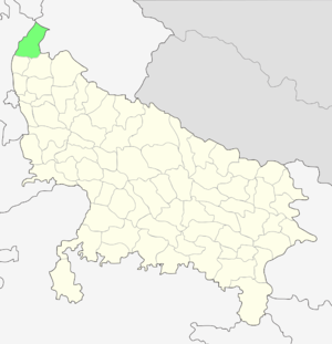 Saharanpur district - Image: 2012 saharanpur