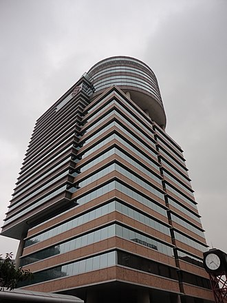 Li Ka-shing - Li Ka Shing Tower in Hong Kong