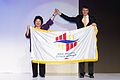 2013 Asia Pacific Cities Summit - Mayor Chen Chu and Lord Mayor Graham Quirk (11199007613).jpg