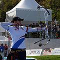 2013 FITA Archery World Cup - Women's individual compound - Semifinals - 11.jpg