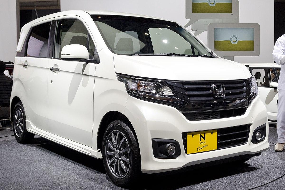 File:2013 Honda N-WGN Custom 01.jpg - Wikimedia Commons