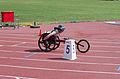 2013 IPC Athletics World Championships - 26072013 - Angela Ballard of Australia during the Women's 400M - T53 first semifinal 8.jpg