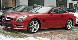 2013 Mercedes-Benz SL 550 vf.jpg