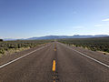 2014-06-11 17 57 35 View south along Nevada State Route 233 (Montello Road) 6.6 miles north of the southern terminus.JPG