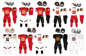 2014 Maryland Terrapins Football Uniforms.png