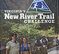 2014 New River Trail Challenge (15332890815).jpg