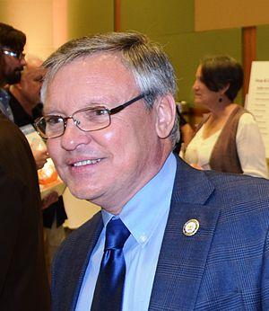 Steve Pugh (Louisiana politician) - Image: 2015 03 08 Steve Pugh cr en