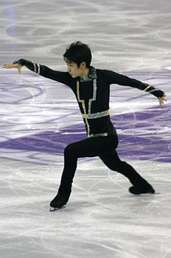 2015 Grand Prix of Figure Skating Final Jin Boyang IMG 9425.JPG