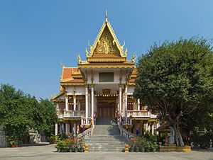 2016 Phnom Penh, Wat Langka (27)