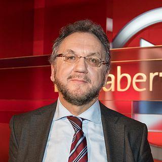 Heribert Prantl German journalist and author