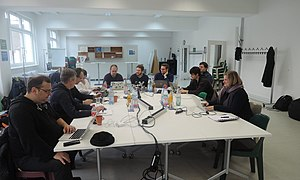FactGrid Workshop in Berlin