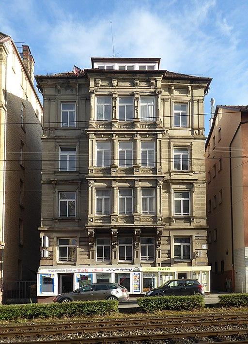 20170912 Stuttgart - Schloßstraße 85