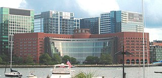 John Joseph Moakley United States Courthouse building in Massachusetts, United States