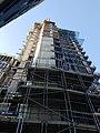 2017 Woolwich, Callis Yard construction site 07.jpg