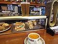 2018-03-24 ,Cafe in Santander train station, (Feve), Plaza De Las Estaciones, Santander, Spain (1).JPG