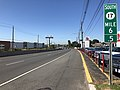 2018-07-19 09 39 13 View south along New Jersey State Route 17 between Bergen County Route 36 (Moonachie Avenue) and Passaic Avenue in Wood-Ridge, Bergen County, New Jersey.jpg