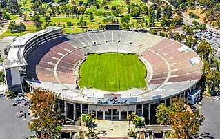 Rose Bowl (stadium) Outdoor athletic stadium, in Pasadena, California, United States