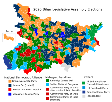 2020 Bihar assembly election results.png