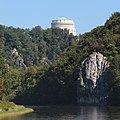 2020 Donaudurchbruch mit Befreiungshalle.jpg