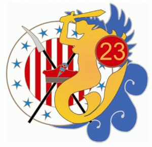 23rd Air Base - Image: 23 BLT odznk pam (2012)
