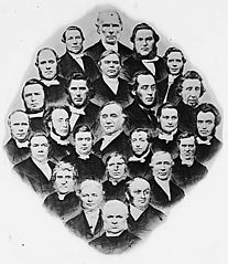 25 Congregationalists