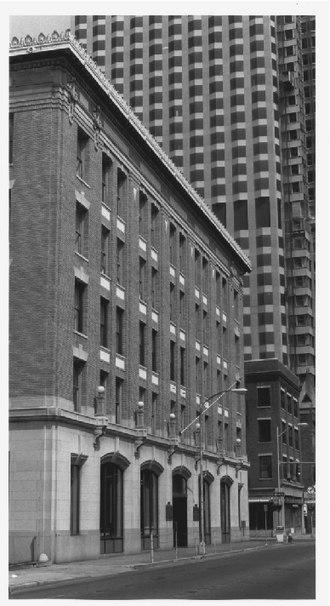Hartford Electric Light Company - Pearl Street Headquarters of The Hartford Electric Light Company